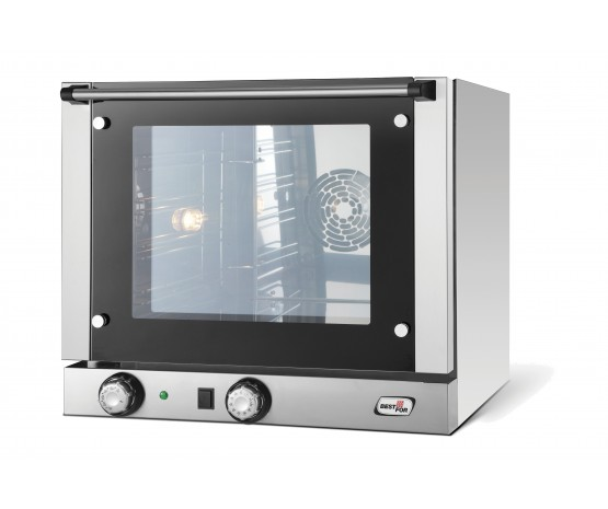 """Bistrot Snack"" convection oven - 4 grids for bakery"