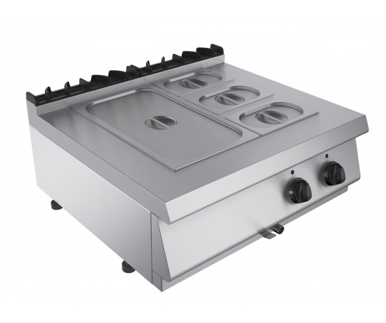 Bain marie, counter top