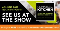 Rexmartins to exhibit at Commercial Kitchen Show