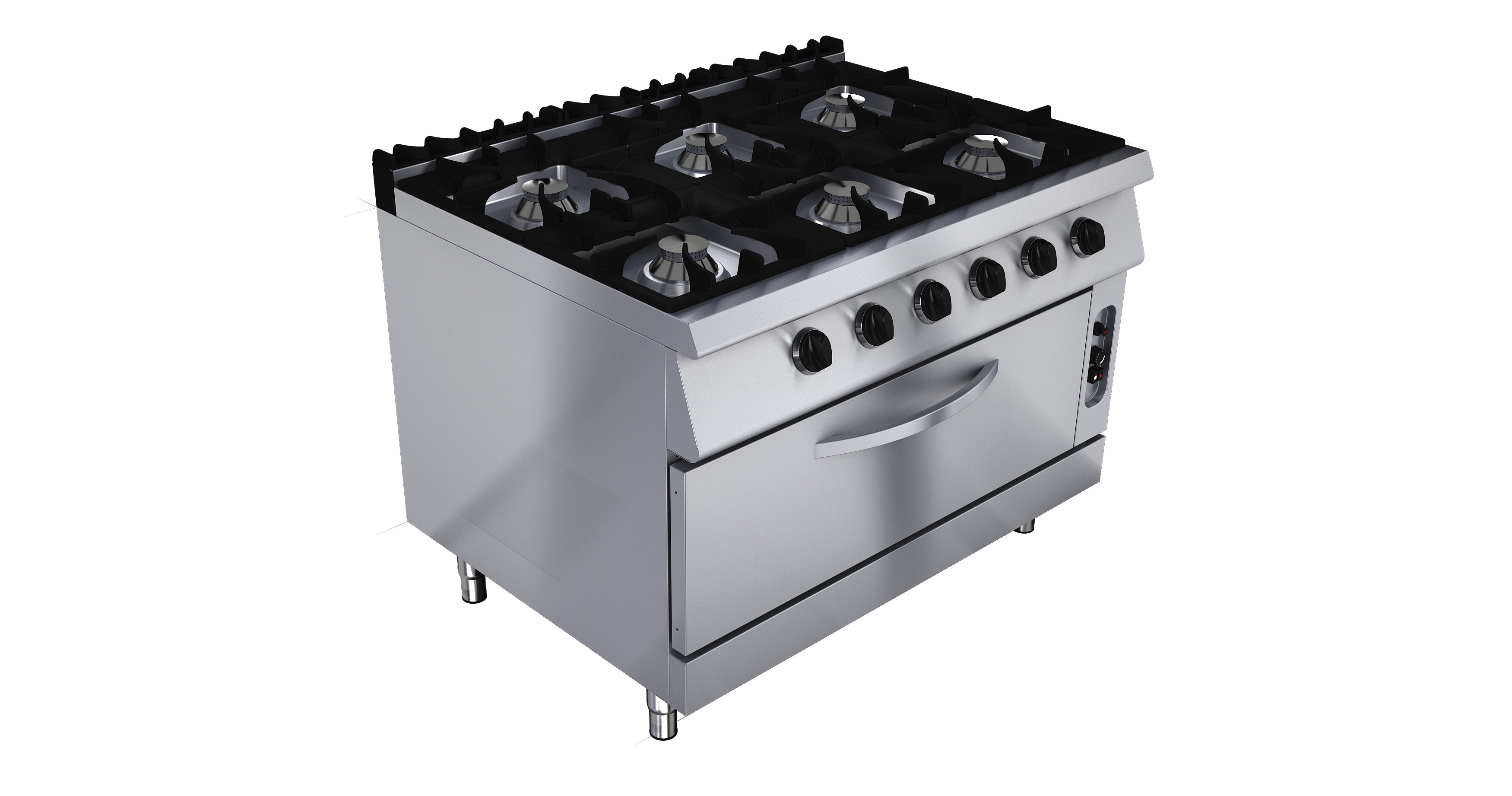New heavy duty 700 Series ranges and boiling tops from rexmartins